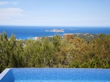 Property Of Villa With Fabulous Sea Views In Cala Tarida