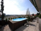 Apartamento for  sales at Extraordinary spacious penthouse Nad Petruskou Vinohrady, Praga 12000 República Checa