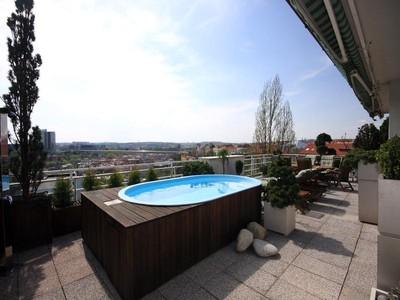 Apartment for sales at Extraordinary spacious penthouse Nad Petruskou Vinohrady, Prague 12000 Czech Republic