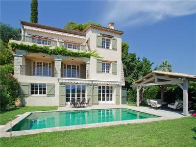 Diğer Meskun Mahal for sales at Gated Domain - Panoramic view   Mougins, Provence-Alpes-Cote D'Azur 06250 Fransa