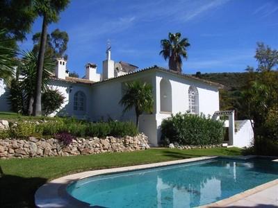 Tek Ailelik Ev for sales at Finca situated on a 5 minutes drive of Marbella  Marbella, Costa Del Sol 29611 Ispanya