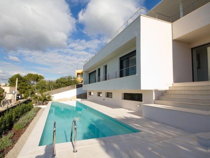 단독 가정 주택 for sales at New Villa With Views Of Ibiza Town  Ibiza, 아이비자 07800 스페인