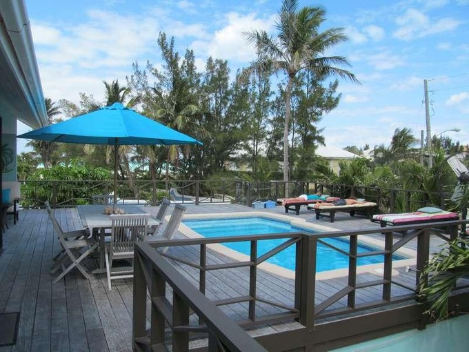 Single Family Home for sales at Surf Shack  Treasure Cay, Abaco 0 Bahamas