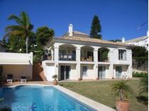 Single Family Home for sales at A beautiful family villa  Marbella, Costa Del Sol 29600 Spain