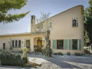Additional photo for property listing at Gloriously Peaceful Provencal Villa    Eze, Provence-Alpes-Cote D'Azur 06360 France