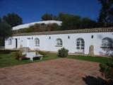 Property Of Finca situated on a 5 minutes drive of Marbella