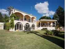 Maison unifamiliale for sales at Splendid villa in Marbella    Marbella, Costa Del Sol 29602 Espagne