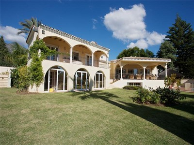 獨棟家庭住宅 for sales at Splendid villa in Marbella  Marbella, Costa Del Sol 29602 西班牙