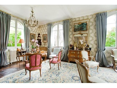 Residencial - Outro for sales at Charming Mansion with garden   Paris, Paris 75016 França