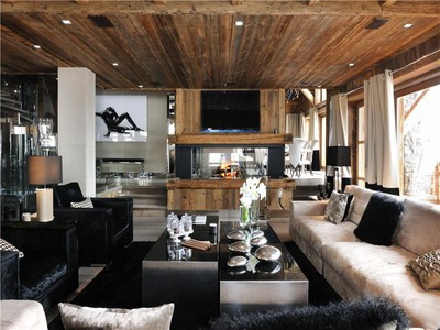 Moradia for sales at Chalet Cocon  Megeve, Rhone-Alpes 74120 França