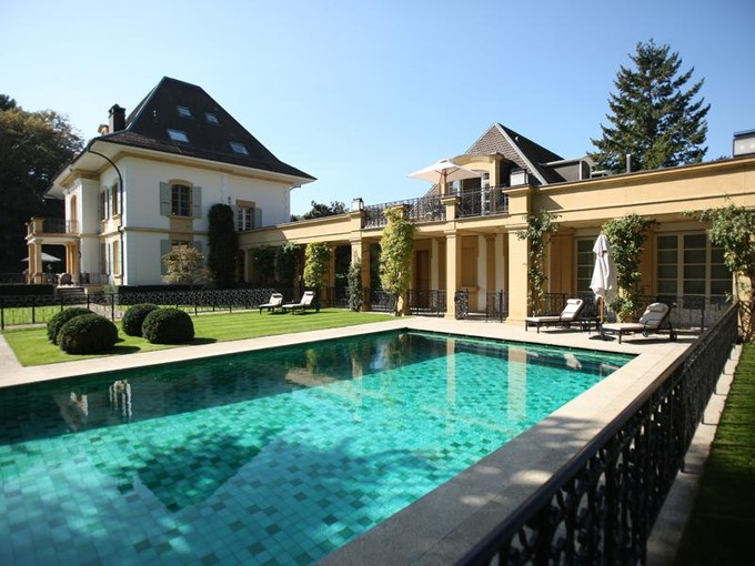 Tek Ailelik Ev for sales at Luxury waterfront property  Gland, Vaud 1196 Isviçre