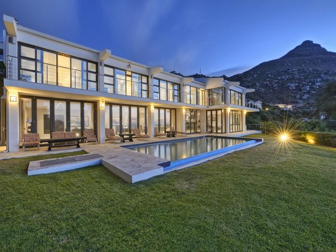 Einfamilienhaus for sales at Apostle Way  Cape Town, Westkap 8005 Südafrika