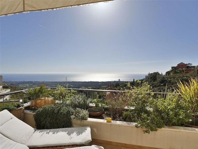 Apartman Dairesi for sales at Panoramic Sea Views  Marbella, Costa Del Sol 29600 Ispanya