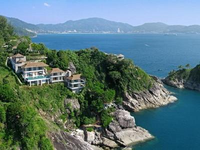Single Family Home for sales at Exclusive Kamala Headland Villa  Kamala, Phuket 83120 Thailand