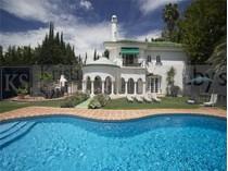 Single Family Home for sales at An exceptional villa close to Aloha and Las Brisas  Marbella, Costa Del Sol 29660 Spain