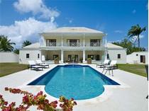Anderer Wohnungstyp for sales at Sandbox House  Sandy Lane, Saint James BB24016 Barbados