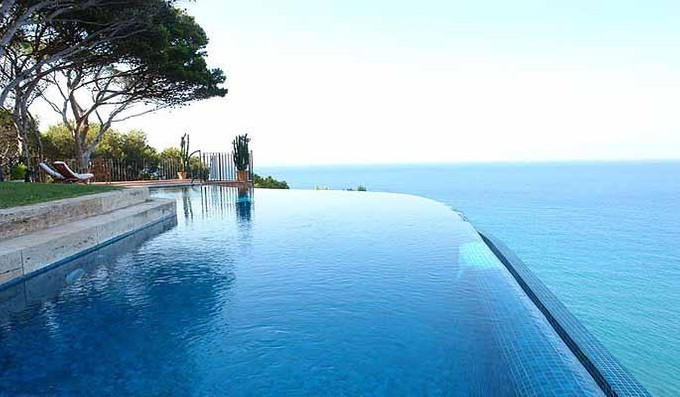 Single Family Home for sales at Unique villa on the cliff close to Sa Riera and Pl  Begur, Costa Brava 17255 Spain