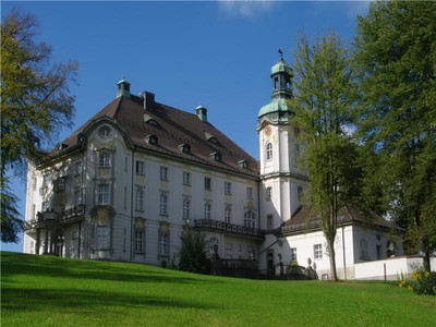 Single Family Home for sales at Stately castle at the lake Haarsee!  Other Bavaria, Bavaria 82362 Germany