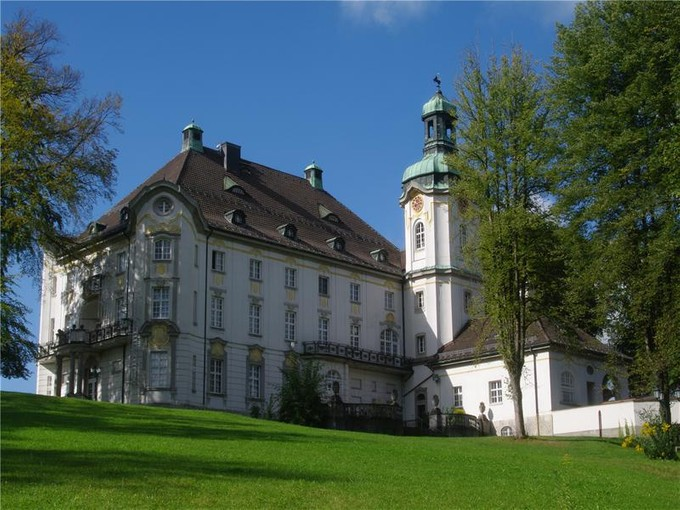 Maison unifamiliale for sales at Stately castle at the lake Haarsee!  Other Bavaria, Bavaria 82362 Allemagne