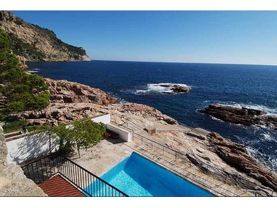 Single Family Home for sales at Seafront property in Aiguablava  Begur, Costa Brava 17255 Spain