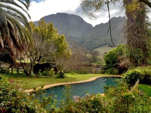 Additional photo for property listing at Secluded lifestyle property in breathtaking Valley  Stellenbosch, Western Cape 7600 South Africa