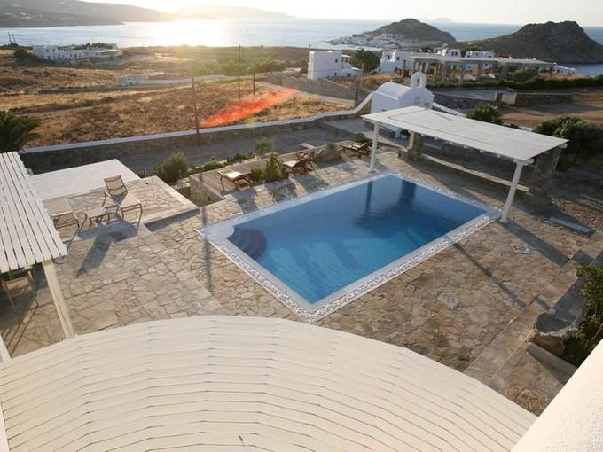 Частный односемейный дом for sales at St. George Modern Villa  Mykonos, Южная Часть Эгейского Моря 84600 Греция
