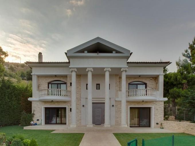 Single Family Home for sales at Neoclassical Villa in Ntrafi Pikermi   Dhrafi, Attiki 19009 Greece
