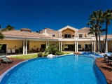 Property Of Magnificent villa walking distace to the beach