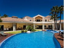 Single Family Home for sales at Magnificent villa walking distace to the beach  Marbella, Costa Del Sol 29600 Spain