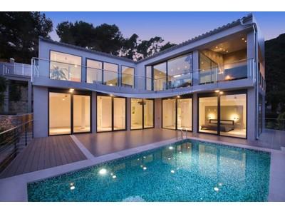 Single Family Home for sales at Modern villa with sea views in Genova    Genova, Mallorca 07003 Spain