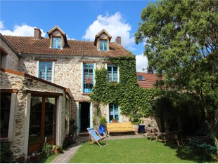 Single Family Home for sales at Charming old house near Montfort l'Amaury  Other Ile-De-France, Ile-De-France 78490 France