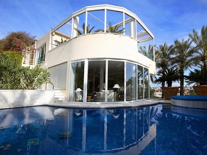 集合住宅 for sales at Sea view Villa in Cas Catala with tennis court  Calvia, マヨルカ 07181 スペイン