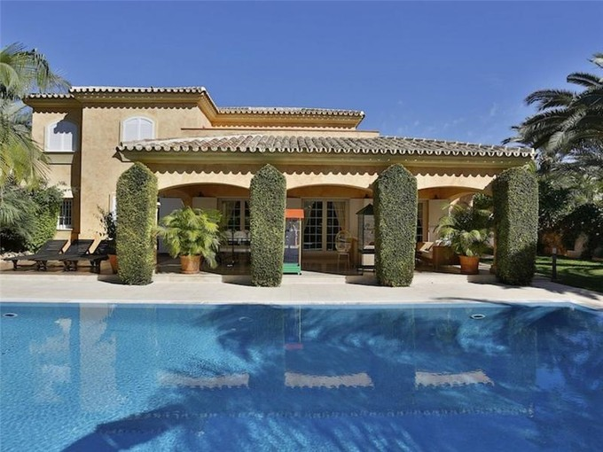 Single Family Home for sales at Situated second line to the beach in Marbella East  Marbella, Costa Del Sol 29600 Spain