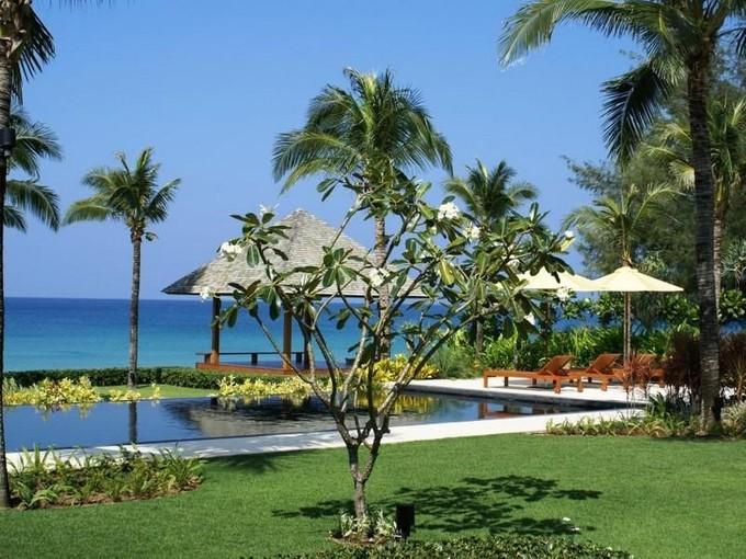 独户住宅 for sales at Natai Contemporary Beachfront Villa Na Tai Ban Na Tai, 攀牙湾 82130 泰国