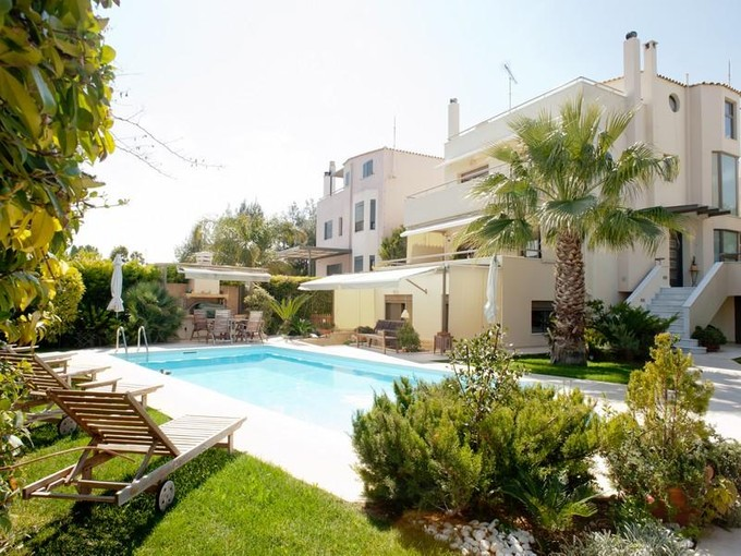 Single Family Home for sales at Cozy Villa Vari Vari, Attiki 16672 Greece