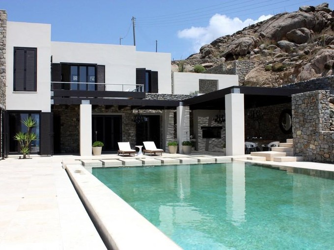 Single Family Home for sales at Villa Andira Super Paradise Mykonos, Southern Aegean 84600 Greece
