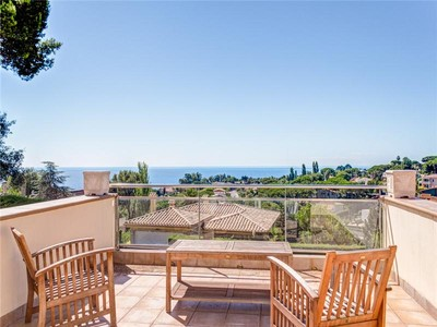 Maison unifamiliale for sales at House with sea views in Cala San Francesc  Blanes, Costa Brava 17300 Espagne