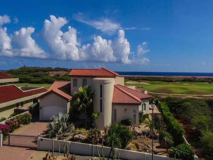 """独户住宅 for sales at Gorgeous """"Ten""""  Malmok, Aruba 00000 阿鲁巴岛"""