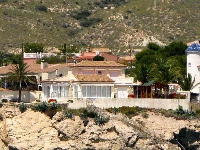 Villa for sales at Villa in the best situation - on the seafront Coveta Fuma El Campello, Alicante Costa Blanca 03560 Spain