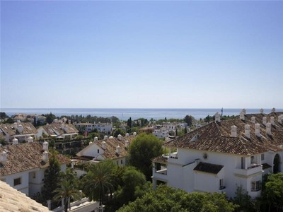 公寓 for sales at OUTSTANDING PENTHOUSE ON THE GOLDEN MILE  Marbella, Costa Del Sol 29600 西班牙