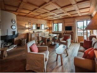 Apartment for sales at Apartment Dany  Megeve, Rhone-Alpes 74120 France
