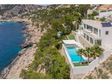 Property Of Modern Villa with sea access in Port Andratx