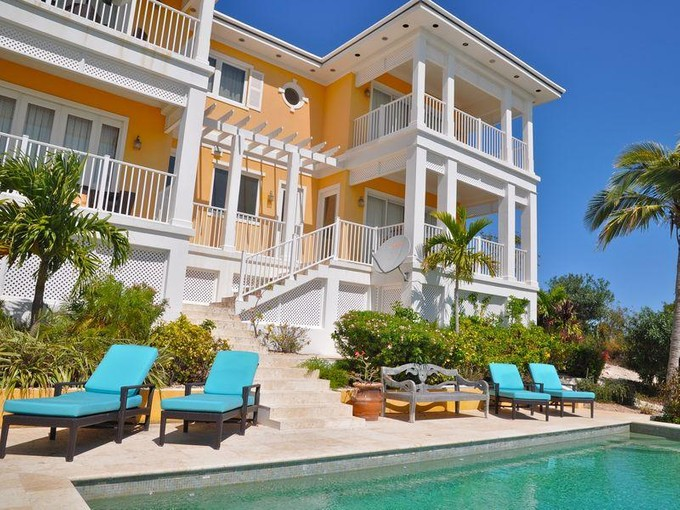 Single Family Home for sales at 83 Crystal Cove George Town February Point, Exuma . Bahamas