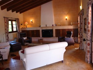 Additional photo for property listing at Top Quality Rustic Style Villa With Stunning Views  Calvia, 말로카 07184 스페인