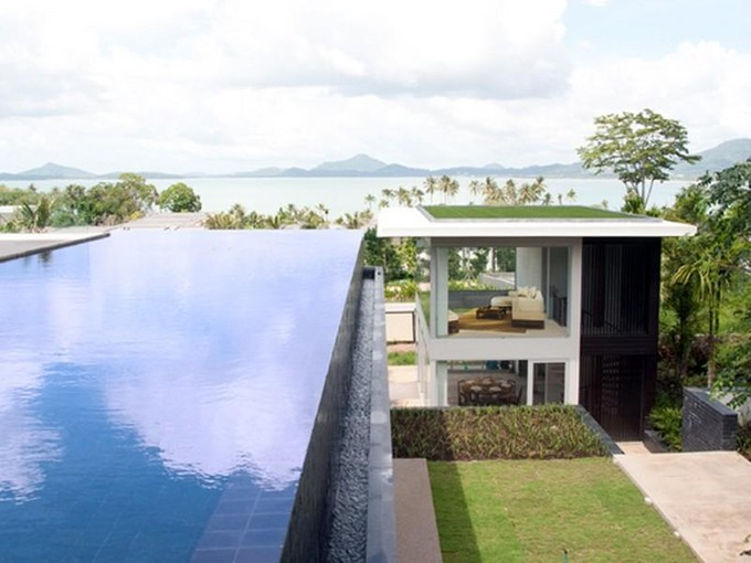 Single Family Home for sales at Contemporary Villa with Panoramic Views Cape Yamu  Cape Yamu, Phuket 83110 Thailand