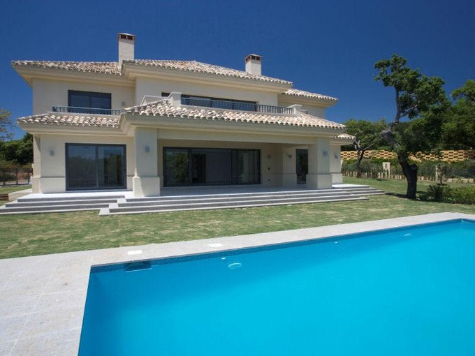 獨棟家庭住宅 for sales at Villa in Golf Area on a very private plot  Sotogrande, Costa Del Sol 11408 西班牙
