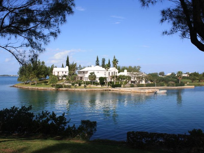 Maison unifamiliale for sales at Windsong  Warwick, Autres Régions De Bermuda WK 04 Bermuda