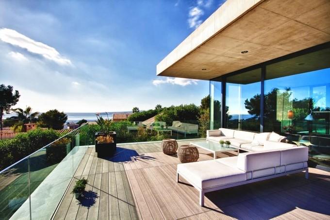 Maison unifamiliale for sales at Élégante Villa, Vues Sur La Mer, Costa D'en Blanes  Costa D En Blanes, Majorque 07181 Espagne