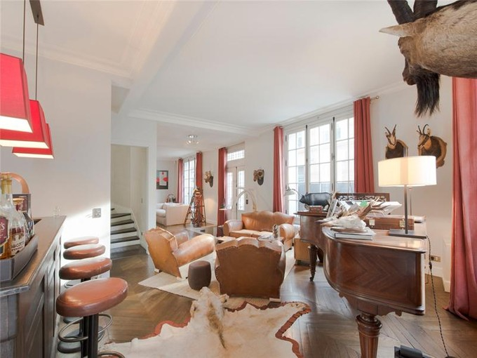 Diğer Meskun Mahal for sales at Townhouse - Pompe  Paris, Paris 75116 Fransa
