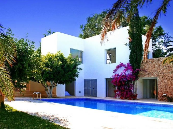 Nhà ở một gia đình for sales at Beautiful Newly Built Villa On Exclusive Peninsula  Sant Josep, Ibiza 07830 Tây Ban Nha